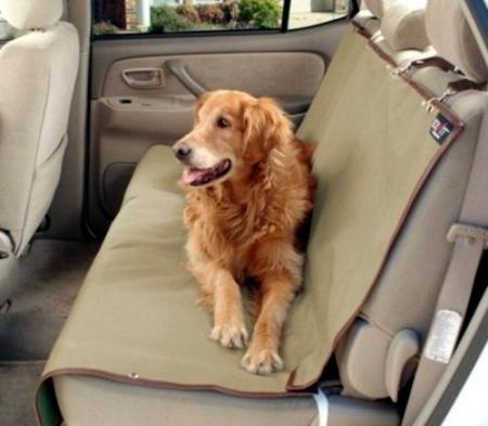 Zvířecí deka do auta