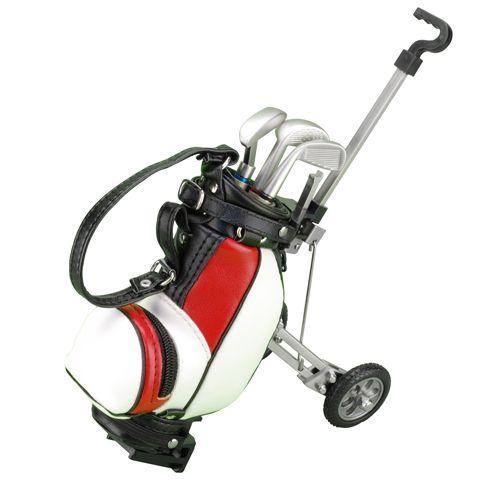 Luxusní sada golfových per